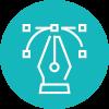 équipe creation icone